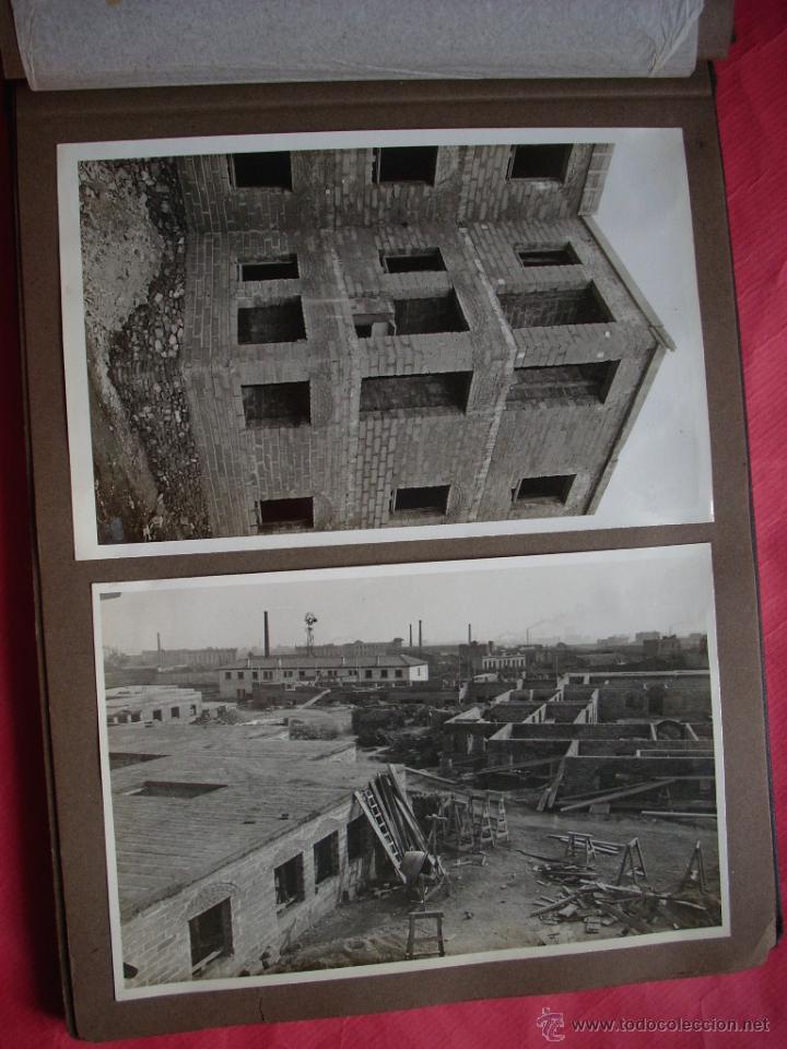 Fotografía antigua: CASES BARATES - LA SAGRERA - ÀLBUM BARCELONA - 1950S - Foto 3 - 40044801