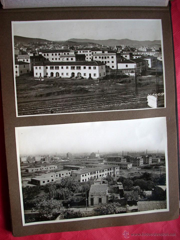 Fotografía antigua: CASES BARATES - LA SAGRERA - ÀLBUM BARCELONA - 1950S - Foto 6 - 40044801