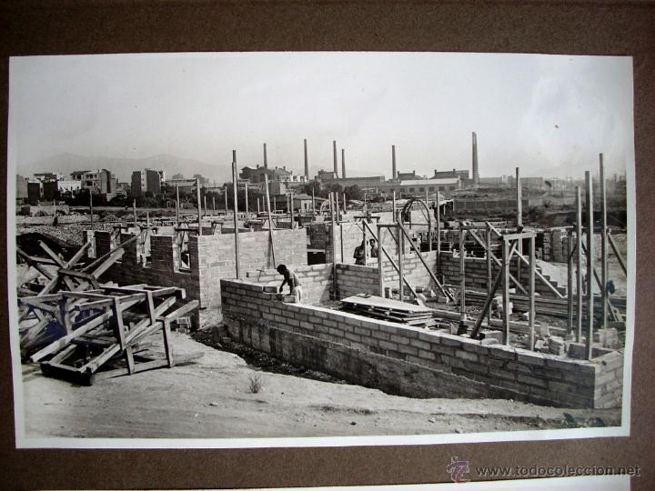 Fotografía antigua: CASES BARATES - LA SAGRERA - ÀLBUM BARCELONA - 1950S - Foto 7 - 40044801
