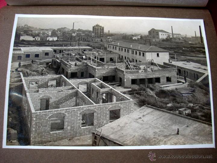 Fotografía antigua: CASES BARATES - LA SAGRERA - ÀLBUM BARCELONA - 1950S - Foto 11 - 40044801