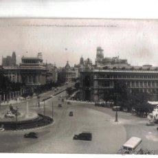 Fotografía antigua - RAREZA FOTO ORIGINAL DE MADRID, SACADA POR LOS FOTOGRAFOS DE L.ROISIN PARA MODELO POSTALES - 40185814