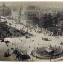 Fotografía antigua: FOTO ORIGINAL DE MADRID, SACADA POR LOS FOTOGRAFOS DE L.ROISIN PARA MODELO POSTALES. Lote 40185933