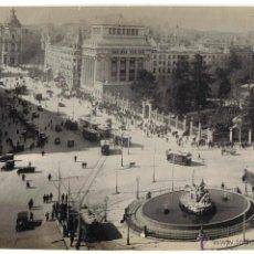 Fotografía antigua - FOTO ORIGINAL DE MADRID, SACADA POR LOS FOTOGRAFOS DE L.ROISIN PARA MODELO POSTALES - 40185933