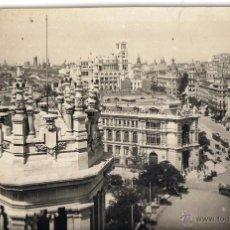 Fotografía antigua - FOTO ORIGINAL DE MADRID, SACADA POR LOS FOTOGRAFOS DE L.ROISIN PARA MODELO POSTALES - 40185994