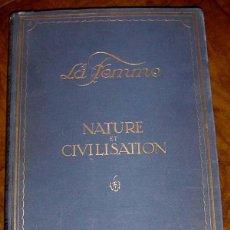 Fotografía antigua: ANTIGUO LIBRO - LA FEMME NATURE ET CIVILISATION - 120 FOTOGRAFIAS .- DR. PIERRE LANDOW - MAISON D´ED. Lote 38243327