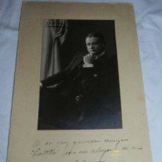 Fotografía antigua: ANTIGUA FOTOGRAFIA RETRATO, 1916, MUY GRANDE, MIDE 33 X 19,5 CMS. INCLUIDO EL PASPARTOUT, FOTOGRAFIA. Lote 38284179