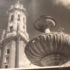Fotografía antigua - GRAN FOTOGRAFIA PROFESIONAL y ARTISTICA DE ANTEQUERA, AÑOS 60. MEDIDAS 18X24 CM - 40879128
