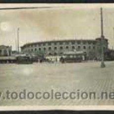 Fotografía antigua: BARCELONA. LAS ARENAS. PLAZA ESPAÑA. C. 1910. Lote 41733211