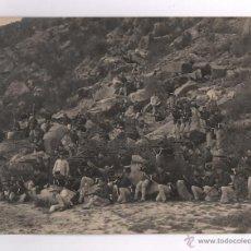 Fotografía antigua: RETRATO DE UN GRUPO DE MILITARES DISPARANDO, 1920'S. FOTO 18X24 CM. SIN DATOS REVERSOS. Lote 41781129