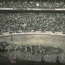 Fotografía antigua: LAS ARENAS. BARCELONA. PASEILLO. 1929. Lote 42035357