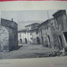 Fotografia antica: SANT CELONI - MONTSENY - 1940'S - FOTOGRAFIA JOSEP PUIG. Lote 43235155