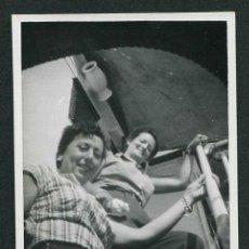 Fotografía antigua: HACÍA IBIZA. CIUDAD DE MAHÓN. 8/1954. Lote 43879973