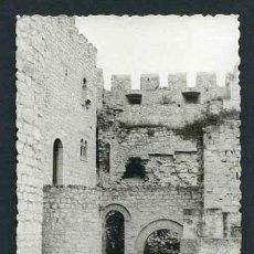 Fotografia antica: CASTILLO. RUINAS. C. 1960. Lote 43890207