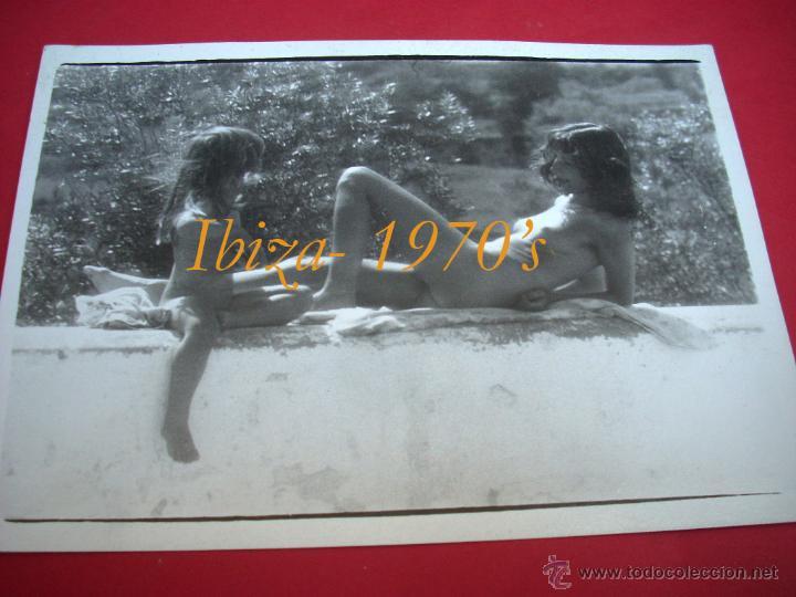 IBIZA - 1970'S (Fotografía Antigua - Gelatinobromuro)