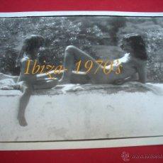 Fotografía antigua: IBIZA - 1970'S. Lote 43983944