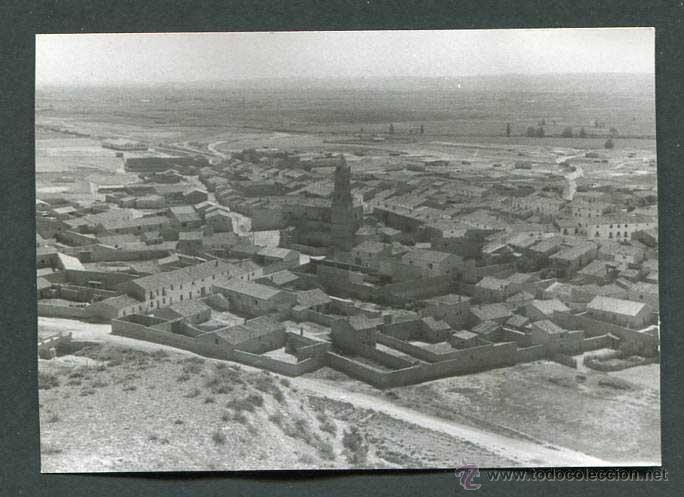 ALFAJARÍN. ZARAGOZA. 1961 (Fotografía Antigua - Gelatinobromuro)