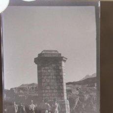 Fotografía antigua: CANDANCHU HUESCA NEGATIVOS AÑOS 40. Lote 44208179
