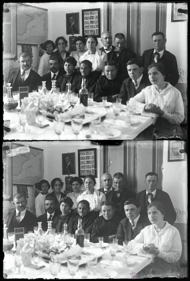 Fotografía antigua: Arenys de Mar, 1915s. Archivo de 450 cristales negativos del fotógrafo Joaquim Castells (1874-1941) - Foto 3 - 44337480