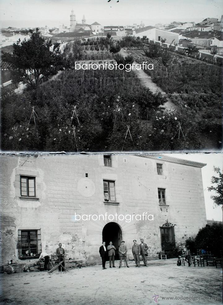 Fotografía antigua: Arenys de Mar, 1915s. Archivo de 450 cristales negativos del fotógrafo Joaquim Castells (1874-1941) - Foto 4 - 44337480