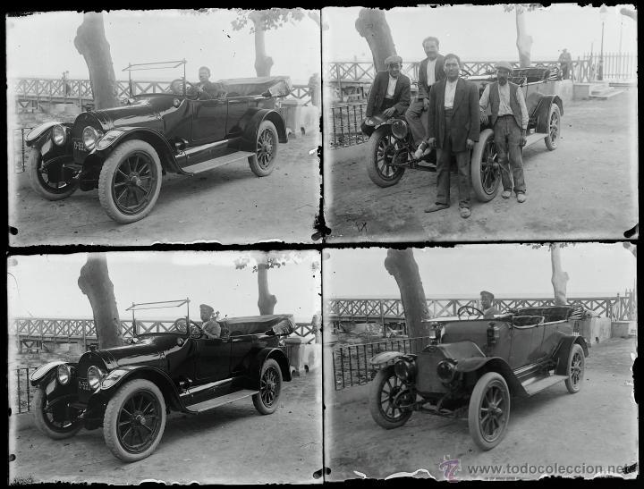 Fotografía antigua: Arenys de Mar, 1915s. Archivo de 450 cristales negativos del fotógrafo Joaquim Castells (1874-1941) - Foto 15 - 44337480