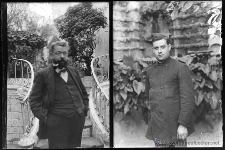 Fotografía antigua: Arenys de Mar, 1915s. Archivo de 450 cristales negativos del fotógrafo Joaquim Castells (1874-1941) - Foto 22 - 44337480
