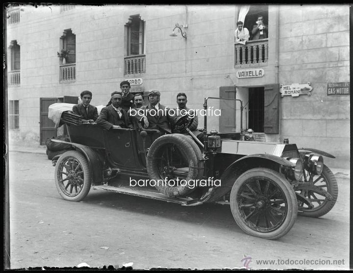 Fotografía antigua: Arenys de Mar, 1915s. Archivo de 450 cristales negativos del fotógrafo Joaquim Castells (1874-1941) - Foto 23 - 44337480