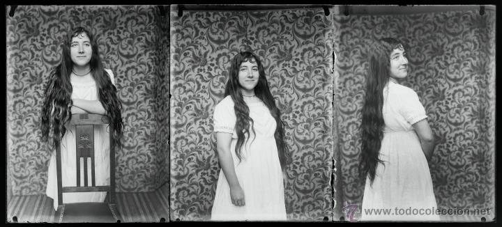 Fotografía antigua: Arenys de Mar, 1915s. Archivo de 450 cristales negativos del fotógrafo Joaquim Castells (1874-1941) - Foto 30 - 44337480