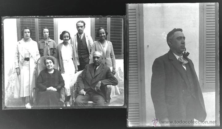Fotografía antigua: Arenys de Mar, 1915s. Archivo de 450 cristales negativos del fotógrafo Joaquim Castells (1874-1941) - Foto 46 - 44337480