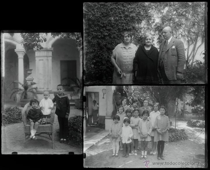 Fotografía antigua: Arenys de Mar, 1915s. Archivo de 450 cristales negativos del fotógrafo Joaquim Castells (1874-1941) - Foto 52 - 44337480