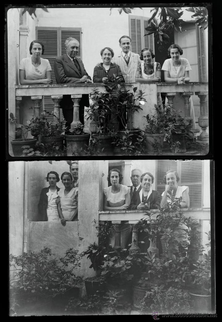 Fotografía antigua: Arenys de Mar, 1915s. Archivo de 450 cristales negativos del fotógrafo Joaquim Castells (1874-1941) - Foto 54 - 44337480