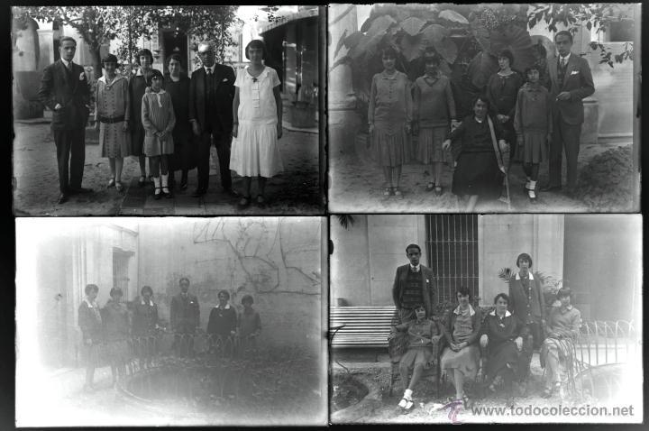 Fotografía antigua: Arenys de Mar, 1915s. Archivo de 450 cristales negativos del fotógrafo Joaquim Castells (1874-1941) - Foto 56 - 44337480