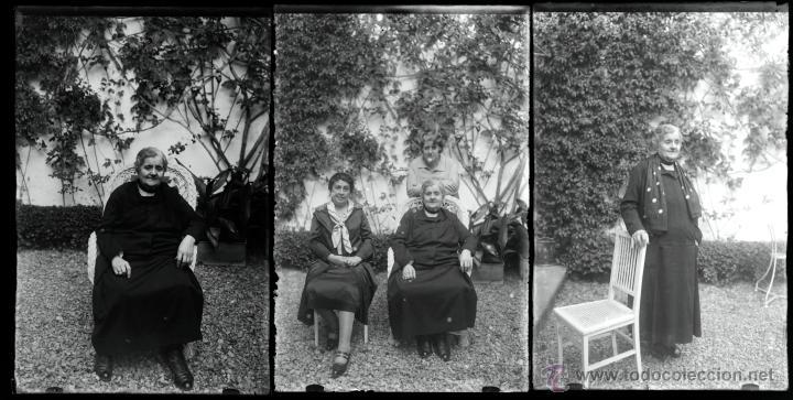 Fotografía antigua: Arenys de Mar, 1915s. Archivo de 450 cristales negativos del fotógrafo Joaquim Castells (1874-1941) - Foto 57 - 44337480