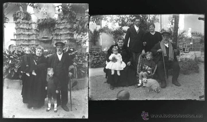 Fotografía antigua: Arenys de Mar, 1915s. Archivo de 450 cristales negativos del fotógrafo Joaquim Castells (1874-1941) - Foto 65 - 44337480
