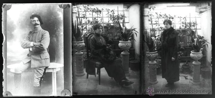 Fotografía antigua: Arenys de Mar, 1915s. Archivo de 450 cristales negativos del fotógrafo Joaquim Castells (1874-1941) - Foto 71 - 44337480