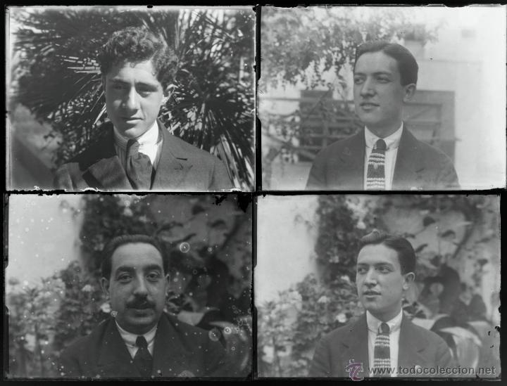 Fotografía antigua: Arenys de Mar, 1915s. Archivo de 450 cristales negativos del fotógrafo Joaquim Castells (1874-1941) - Foto 75 - 44337480