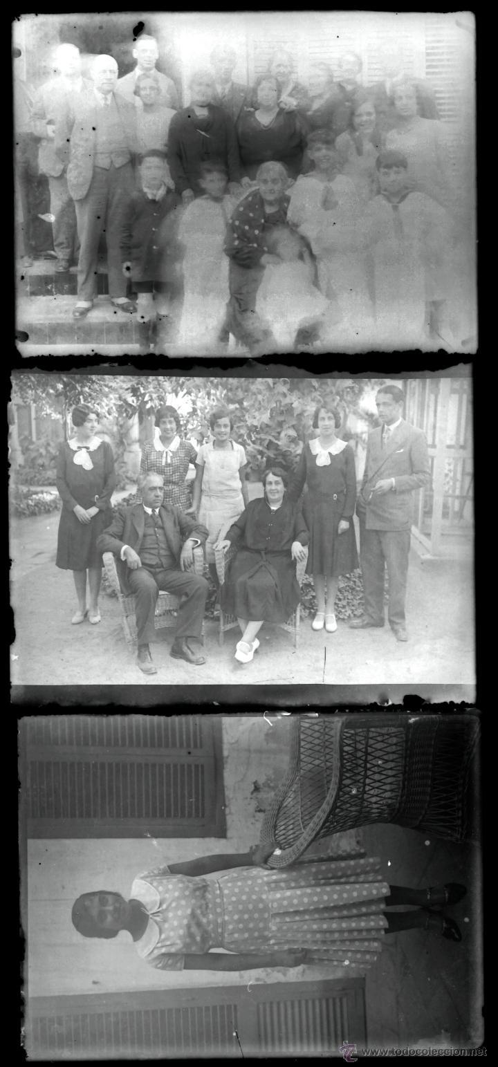 Fotografía antigua: Arenys de Mar, 1915s. Archivo de 450 cristales negativos del fotógrafo Joaquim Castells (1874-1941) - Foto 79 - 44337480