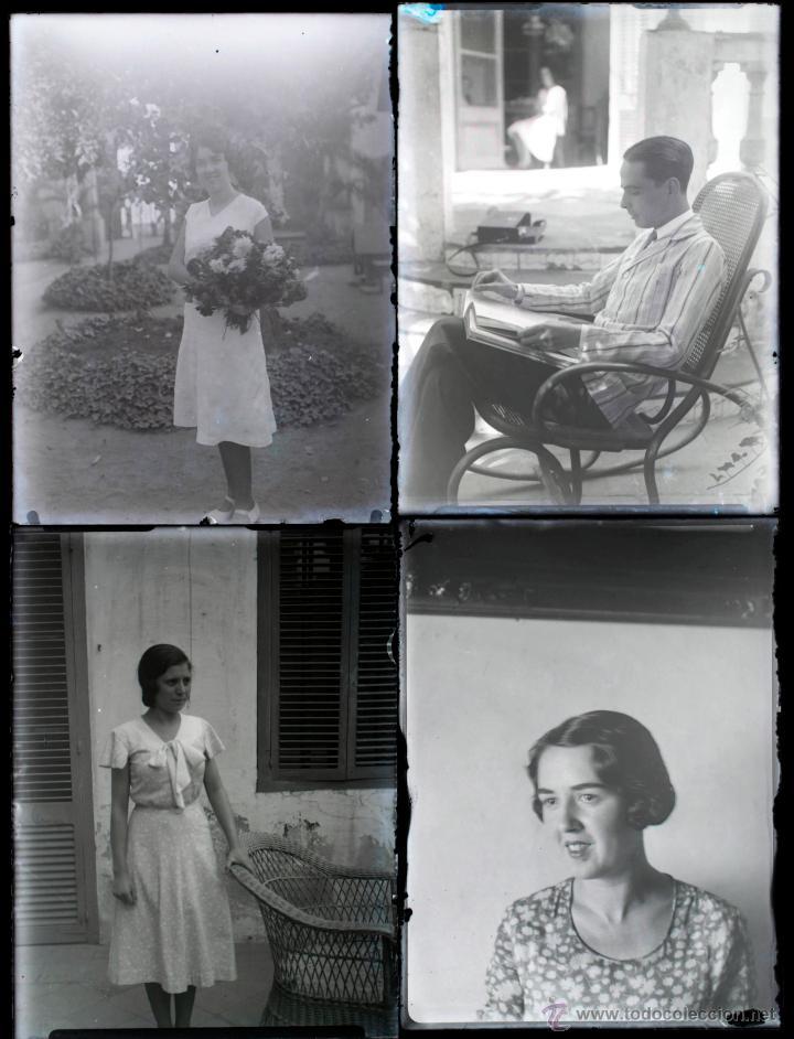 Fotografía antigua: Arenys de Mar, 1915s. Archivo de 450 cristales negativos del fotógrafo Joaquim Castells (1874-1941) - Foto 80 - 44337480