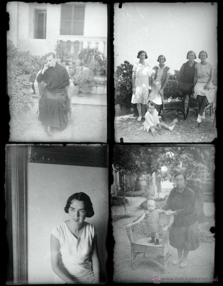Fotografía antigua: Arenys de Mar, 1915s. Archivo de 450 cristales negativos del fotógrafo Joaquim Castells (1874-1941) - Foto 85 - 44337480