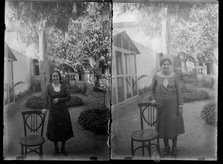 Fotografía antigua: Arenys de Mar, 1915s. Archivo de 450 cristales negativos del fotógrafo Joaquim Castells (1874-1941) - Foto 93 - 44337480