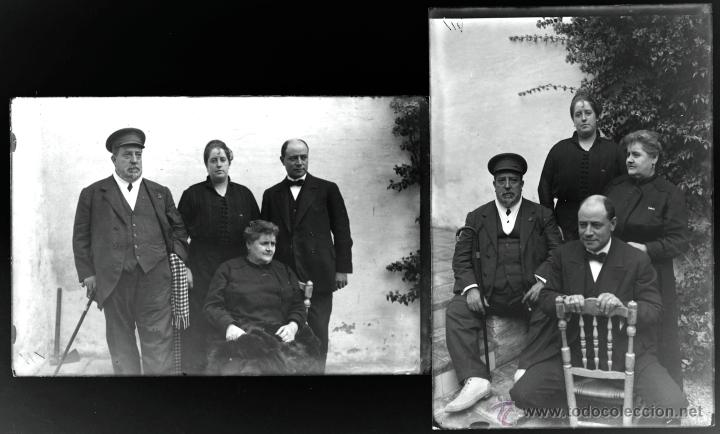 Fotografía antigua: Arenys de Mar, 1915s. Archivo de 450 cristales negativos del fotógrafo Joaquim Castells (1874-1941) - Foto 95 - 44337480