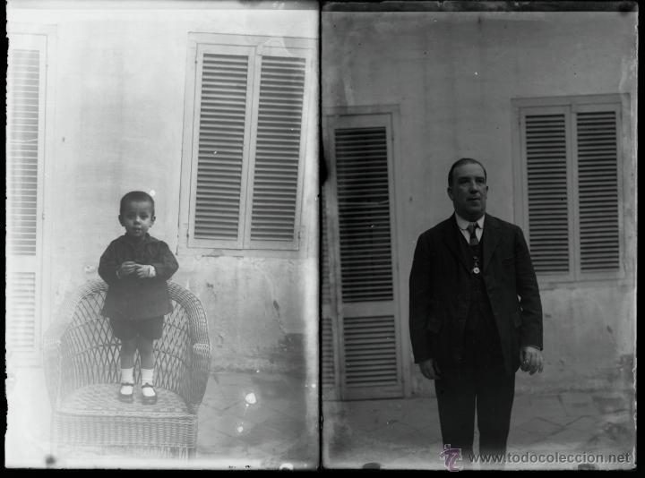 Fotografía antigua: Arenys de Mar, 1915s. Archivo de 450 cristales negativos del fotógrafo Joaquim Castells (1874-1941) - Foto 101 - 44337480