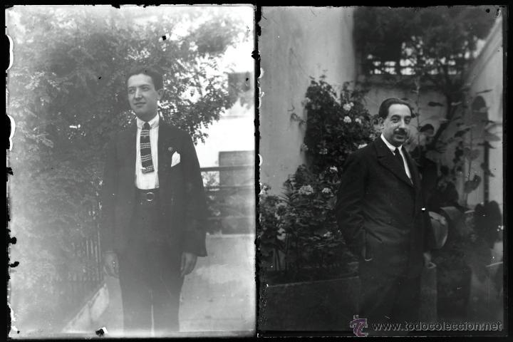 Fotografía antigua: Arenys de Mar, 1915s. Archivo de 450 cristales negativos del fotógrafo Joaquim Castells (1874-1941) - Foto 102 - 44337480