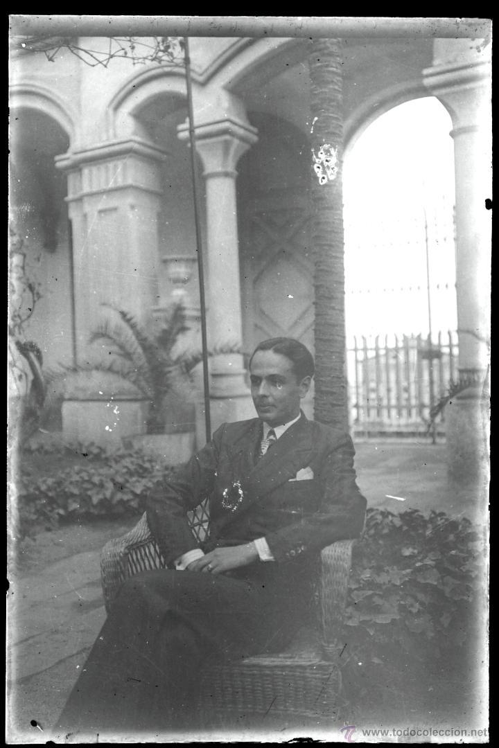 Fotografía antigua: Arenys de Mar, 1915s. Archivo de 450 cristales negativos del fotógrafo Joaquim Castells (1874-1941) - Foto 103 - 44337480