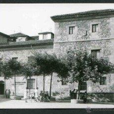 Fotografía antigua: GIJÓN. ASTURIAS. MUSEO CASA NATAL DE JOVELLANOS. C. 1960. Lote 44762593