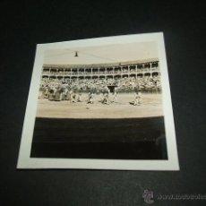 Fotografía antigua: ARANJUEZ MADRID PLAZA DE TOROS ANTIGUA FOTOGRAFÍA AÑOS 40. Lote 45192383