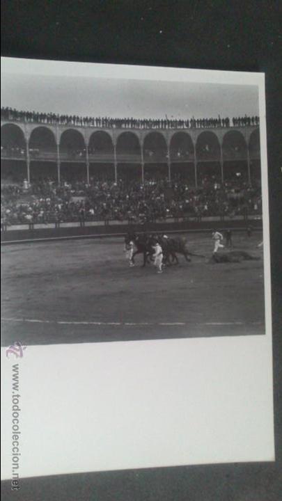 FOTOGRAFIA DE VIGO (PONTEVEDRA) ANTIGUA PLAZA DE TOROS? (Fotografía Antigua - Gelatinobromuro)