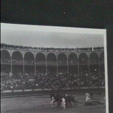 Fotografía antigua: FOTOGRAFIA DE VIGO (PONTEVEDRA) ANTIGUA PLAZA DE TOROS? . Lote 45247320