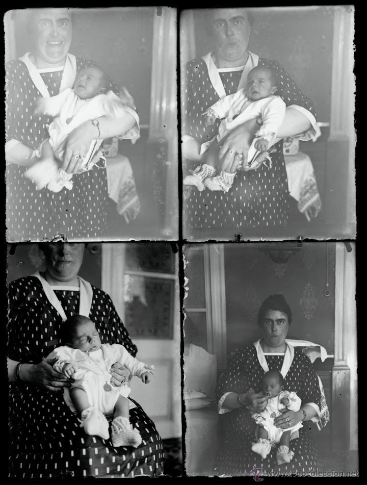 Fotografía antigua: Arenys de Mar, 1915s. Archivo de 450 cristales negativos del fotógrafo Joaquim Castells (1874-1941) - Foto 110 - 44337480