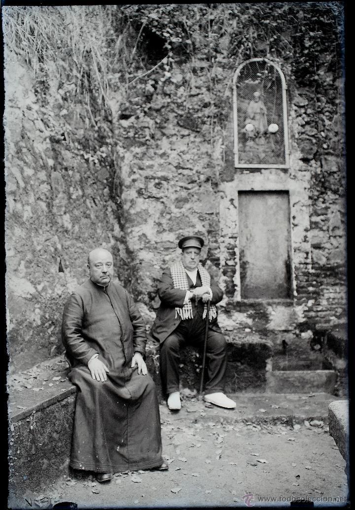Fotografía antigua: Arenys de Mar, 1915s. Archivo de 450 cristales negativos del fotógrafo Joaquim Castells (1874-1941) - Foto 114 - 44337480