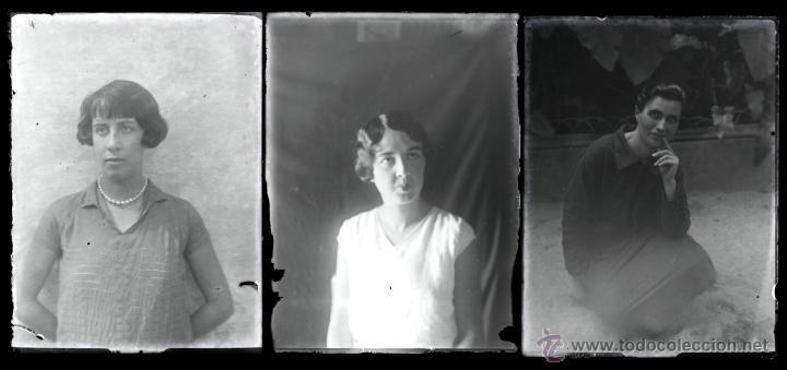 Fotografía antigua: Arenys de Mar, 1915s. Archivo de 450 cristales negativos del fotógrafo Joaquim Castells (1874-1941) - Foto 119 - 44337480